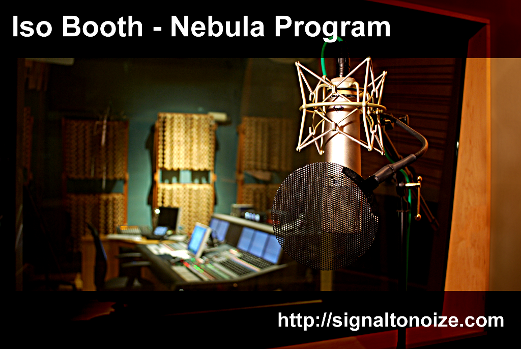 Iso Booth – Nebula Program